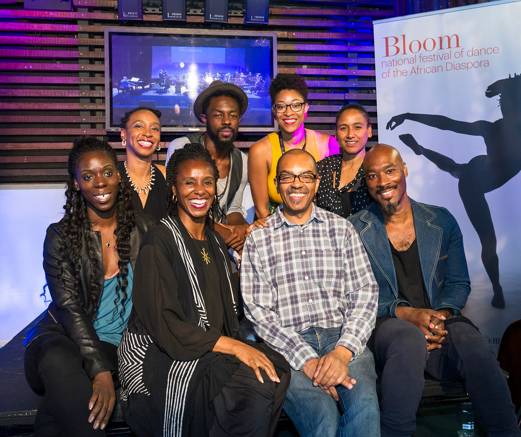 Panel experts: ODUK Bloom Festival 2017 - Jazz dance and music