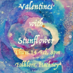 Valentines with Stunflower 2019